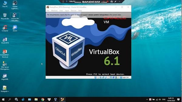 Cách cài cài Ubuntu trên máy ảo VirtualBox