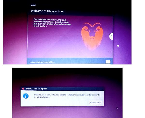 Cài đặt Ubuntu