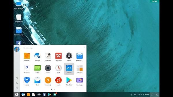 Phoenix OS có nhiều ưu điểm nổi trội