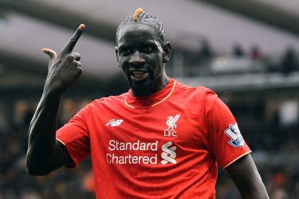 Sakho để lại nhiều dấu ấn trong màu áo Liverpool