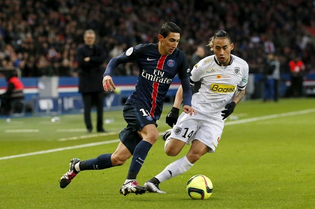 Cùng chờ đón trận đấu giữa PSG vs Angers