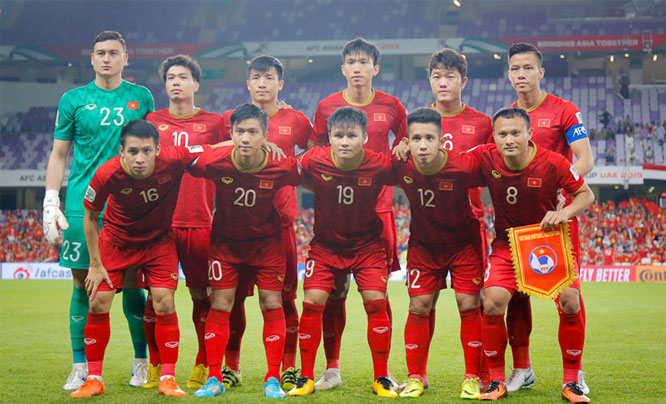 Đội tuyển Việt Nam được đánh giá cao tại vòng loại World Cup 2022
