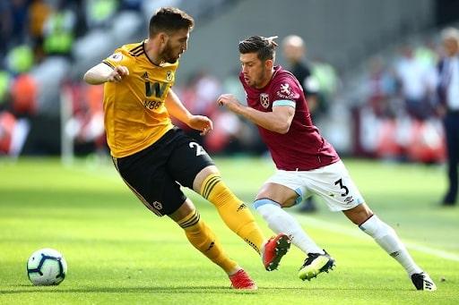 Wolves gặp khó khi gặp West Ham