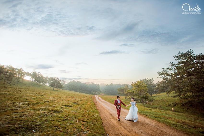 địa điểm chụp hình cưới ở đà lạt siêu đẹp 1