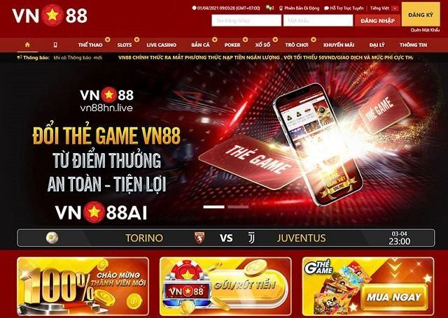 Hướng dẫn tải app VN88.com
